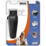 Машинка для стрижки животных черная Animal Clipper Multi Cut